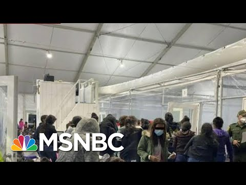 President Biden Faces Challenge From Surge Of Migrants | Morning Joe | MSNBC