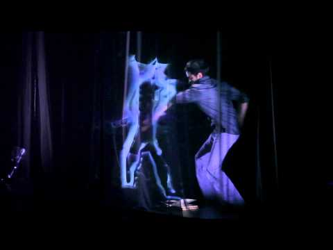 Aakash Odedra Company:  Murmur Trailer