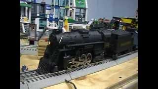 Polar Express Lionel O Gauge Train Set Video Review  6-31960 Movie