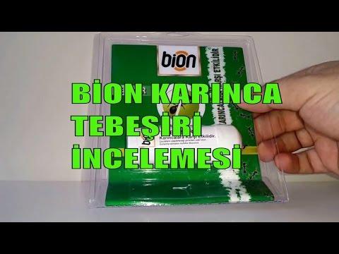 Bion karınca tebeşiri karınca öldüren ilaç Bion quality ant killer pen Temiz Productions