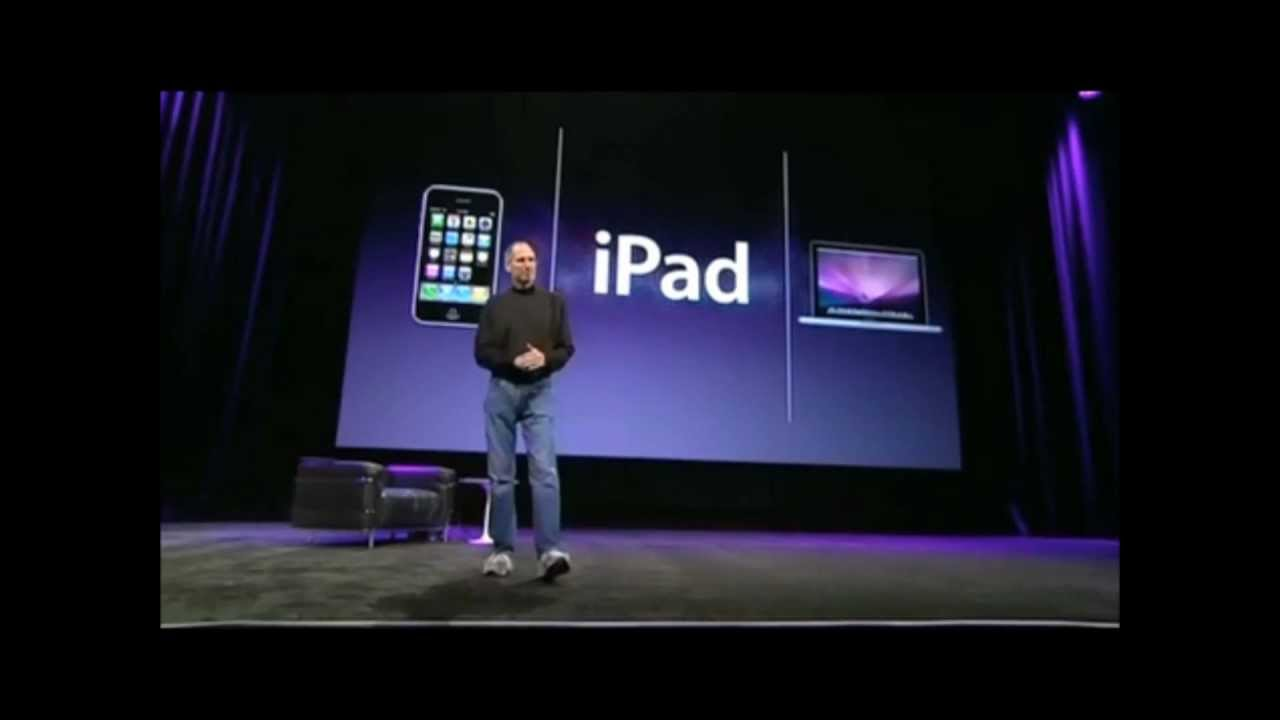 Steve Jobs Best Video Moments On Stage 2 3 Youtube