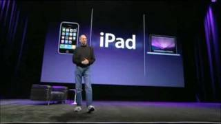 Steve Jobs' Best Video Moments on Stage (2/3)