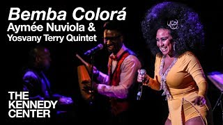 Aymée Nuviola and Yosvany Terry Quintet - \