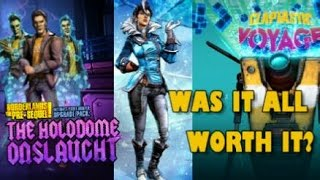 Was The Season Pass Worth It? Borderlands: The Pre Sequel