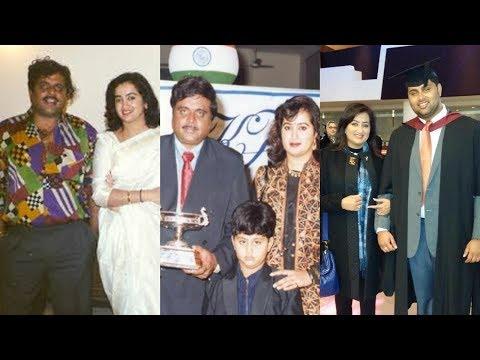 Actress Sumalatha Unseen Family Pics | Ambrish | Rare And Unseen | Sumalatha Rare Pics | Kannada