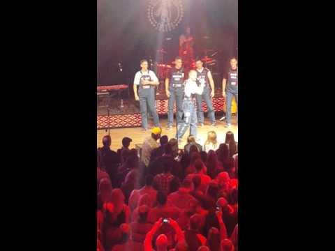 Midnight Yell at Wildhorse Saloon in Nashville