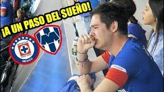 ¡A LA FINAL! Desde el Azteca Cruz Azul 1-0 Monterrey