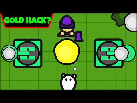 ZOMBS.IO GOLD HACK? | BEST BASE EVER! | ZOMBS.IO AFK BASE (zombs.io update)