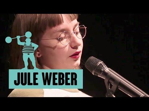 Jule Weber - Wo die Liebe hinfällt, bleibt sie eben nicht einfach liegen