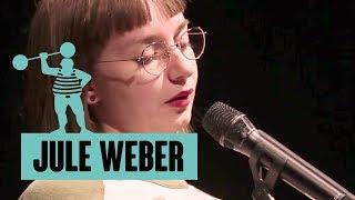 Jule Weber – Wo die Liebe hinfällt, bleibt sie eben nicht einfach liegen