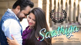 SATHIYA | RAM+SUNETRA | NAZM NAZM | PRE WEDDING FILM | LOVE STORY | TRACTION FILMS