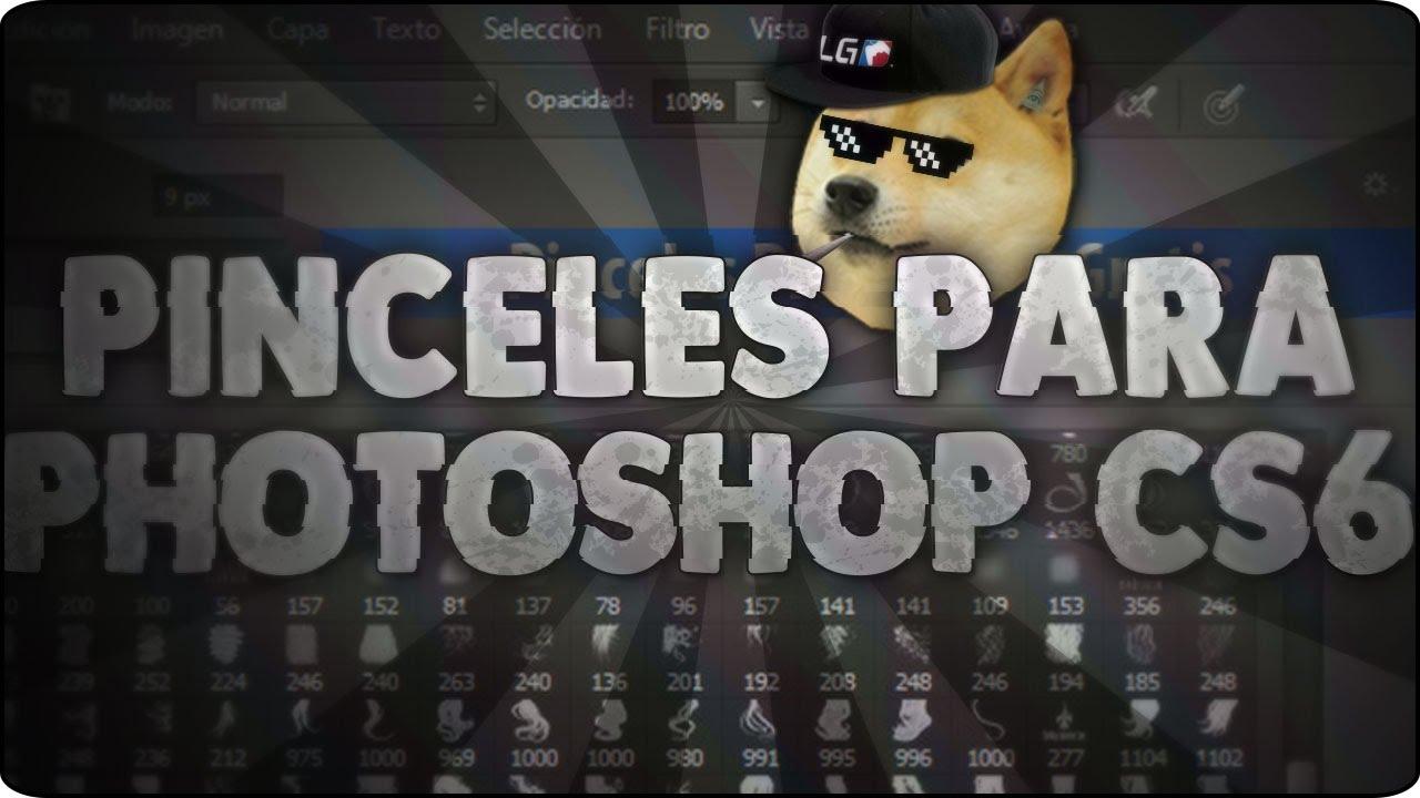 Recursos para Photoshop de manchas y salpicaduras - Kabytes