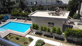 Недвижимость в Алании, квартира 2+1 в новом доме, шикарные балконы ,3 этаж, 56 000 евро
