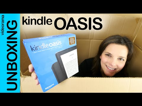 amazon-kindle-oasis-unboxing-en-español-|-4k-uhd