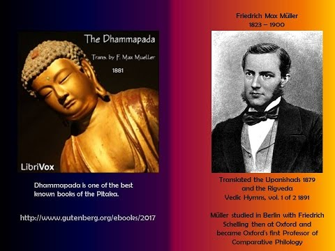 The Dhammapada translated by Friedrich Max Muller 1881