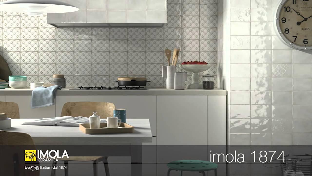Imola 1874 di ImolaCeramica Video, novità Cersaie2013 - YouTube