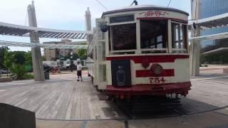 Dallas M-Line Streetcar Uptown Turntable