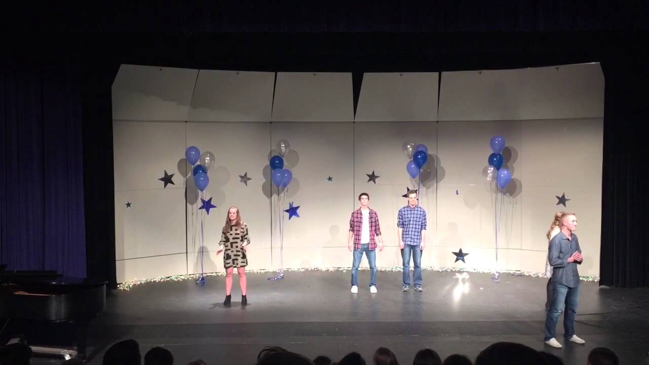 Non-Stop from Alexander Hamilton The Musical performed by Orono High School  students