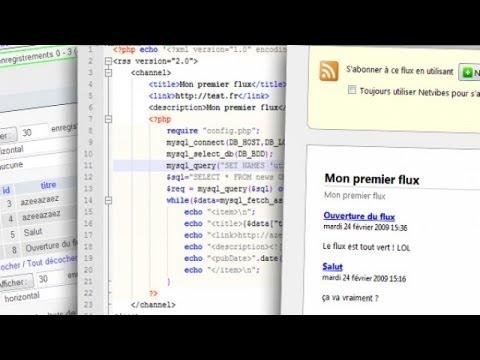 Tutoriel PHP - Gérer des news en PHP
