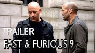 The Fast and Furious 9 - Trailer (2020)   Vin Diesel Action Movie   Fan Made