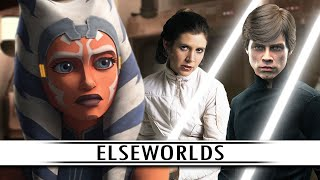 What if Ahsoka Raised Luke and Leia? (Part 1) - Star Wars Elseworlds