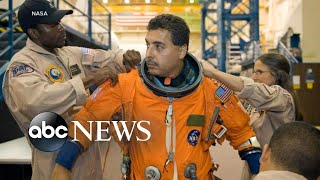 How an immigrant farmworker beat the odds to become a NASA astronaut