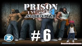 Lets Play Prison Tycoon 4 - Part 6