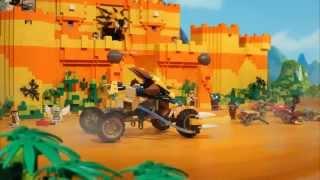 Lego Stopmotion-키마의전설2편-갈등의시작