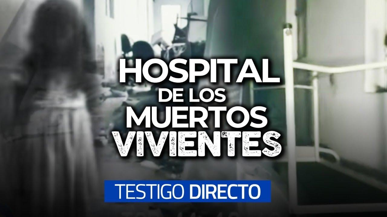 PRESENCIA PARANORMAL en Hospital San Rafael - Testigo Directo