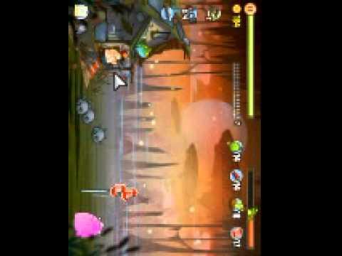 Обзор вломаной версии Swamp Attack