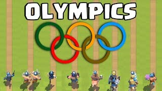 Clash Royale Olympics | Who