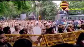Delhi Police messing with Aam Admi Party