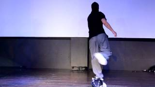How Tha West Was Won 2011, Poppin SemiFinal: Kid Boogie vs Kei