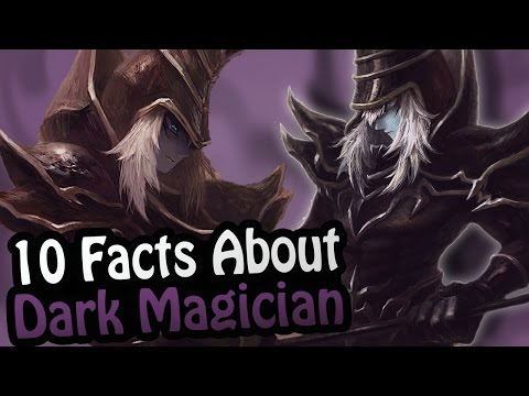 10 Facts About The Dark Magician You Absolutely Must Know!  (Yu-Gi-Oh!)