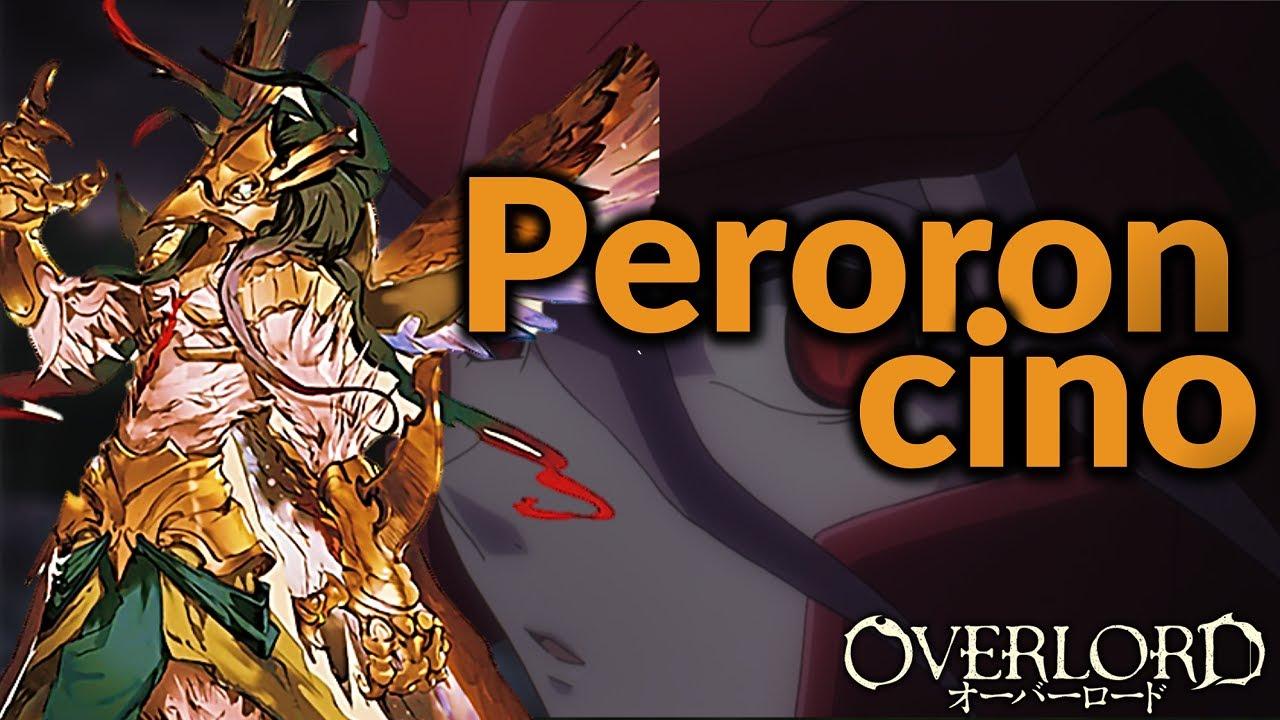 Peroroncino, Supreme Being Paling BEJATT!!!!! #Overlord