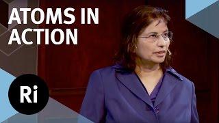 Atoms in Action with Professor Pratibha Gai