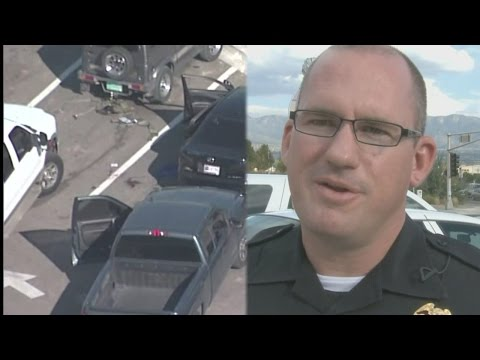 Report: Albuquerque officer who shot undercover cop should be fired