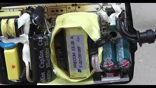 Reparatur Steckernetzteil - Abbruch der Reparatur (016)