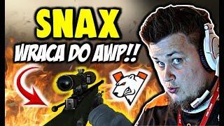 SNAX WRACA DO AWP!!! VIRTUS.PRO WALCZY W LIDZE ESEA, SNATCHIE ENTRY FRAGGER  - CSGO BEST MOMENTS