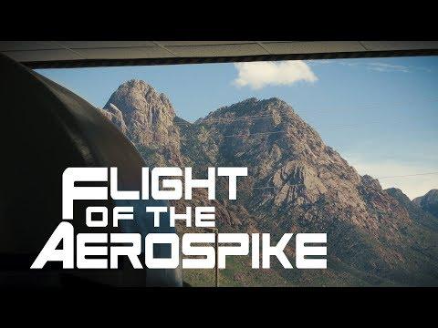 Flight of the Aerospike: Episode 10 - Engine Test Tank Casting