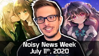 Noisy News Week - Server Shut Downs and Anime Expo Levels of Visual Novel News