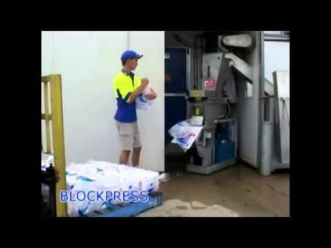 Ice Systems Australia Block Press