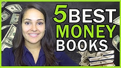 TOP 5 Recommended Money + Personal Finance Books!!!