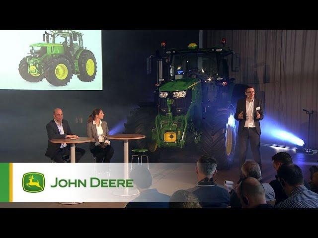 John Deere - Presentación de los nuevos 6230R y 6250R