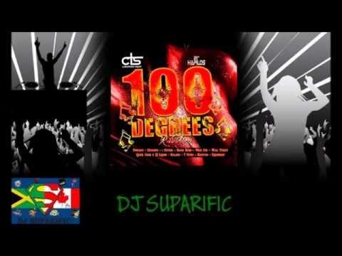 100 DEGREES RIDDIM MIX FT. POPCAAN, DEMARCO, I-OCTANE & MORE {DJ SUPARIFIC}