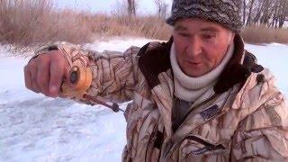 """Рыбалка в Павлодаре,   """"Жерлица и не только"""".... часть 1"""