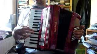 Accordion version of Our House by Madness