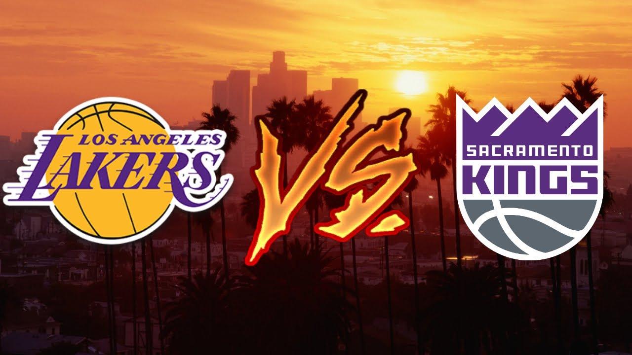 「黃」「帝」之戰—Los Angeles Lakers & Sacramento Kings