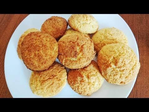 Нежное кокосовое печенье тает во рту без регистрации и смс