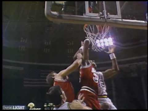 John Stockton Game-Winning Layup vs. The Bulls